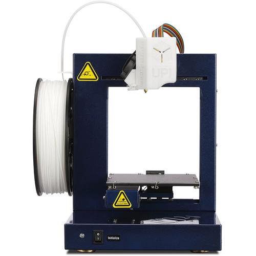 Tiertime UP Plus 2 3D Printer (Blue)