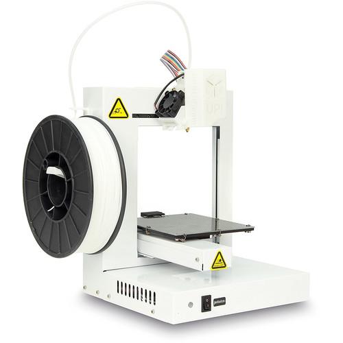 Tiertime UP Plus 2 3D Printer (White)