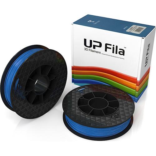 Tiertime UP Fila ABS Filaments (Blue, 2 x 500g Rolls)
