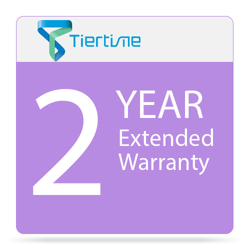 Tiertime Second Year Extended Warranty for the UP BOX 3D Printer