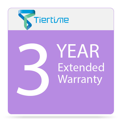 Tiertime Third Year Extended Warranty for the UP BOX 3D Printer