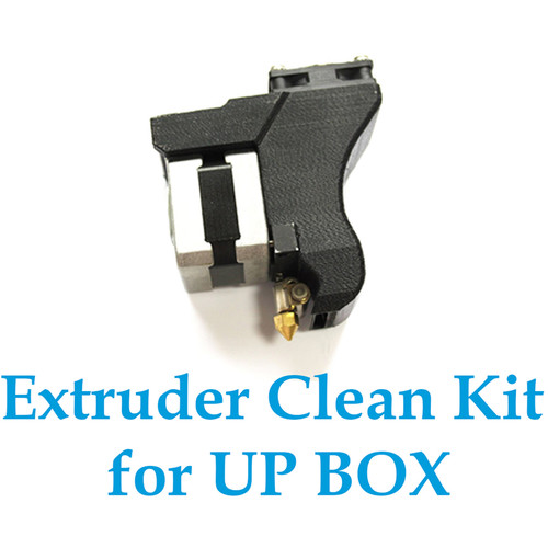 Tiertime Extruder Clean Kit for the UP BOX 3D Printer