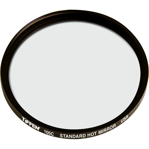 Tiffen 107mm (Coarse Thread) Standard Hot Mirror Filter