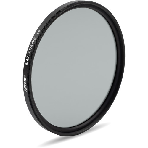 Tiffen 138mm Black Pro-Mist 1/16 Density Filter