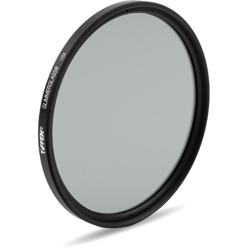 "Tiffen 4.5"" Glimmerglass 1/2 Density Filter"