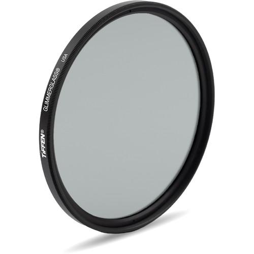 "Tiffen 4.5"" Glimmerglass 1/4 Density Filter"