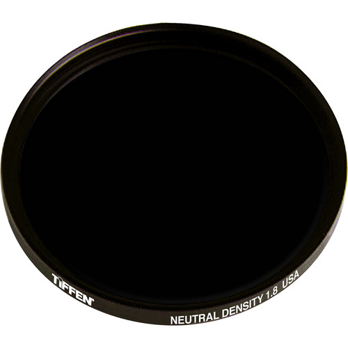 """Tiffen 4.5"""" Neutral Density 1.8 Filter"""