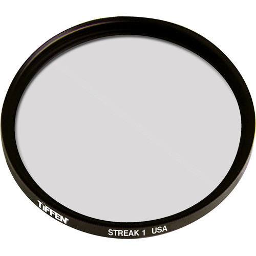 "Tiffen 4.5"" Round Streak 1mm Self-Rotating Filter"