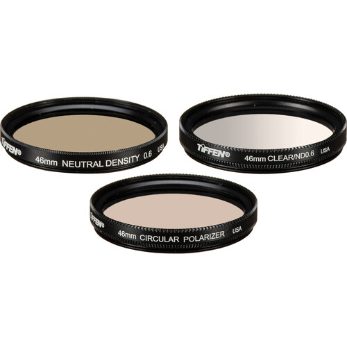 Tiffen 46mm Digital Light Control Filter Kit