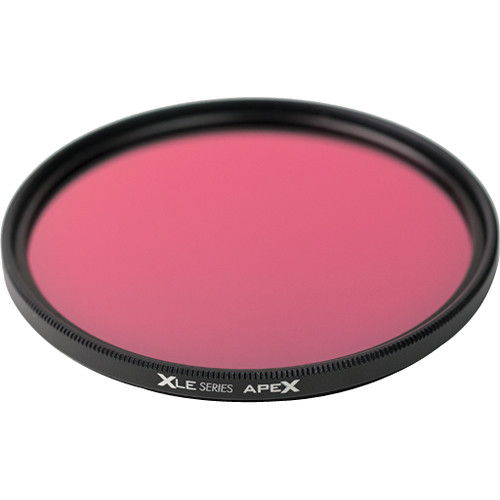 Tiffen 49mm XLE Series apeX Hot Mirror IRND 3.0 Filter