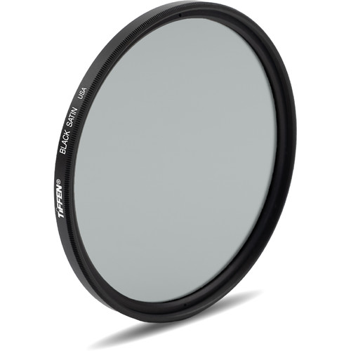 Tiffen 52mm Black Satin 1/2 Filter