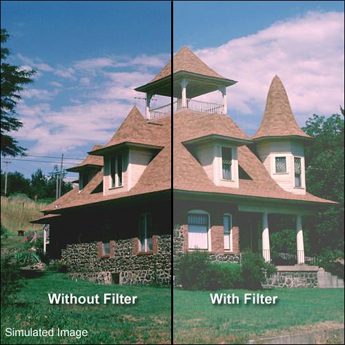 "Tiffen 5.65 x 5.65"" Low Light Dispersion Glass Filter"