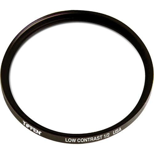 Tiffen 62mm Low Contrast 1/2 Filter