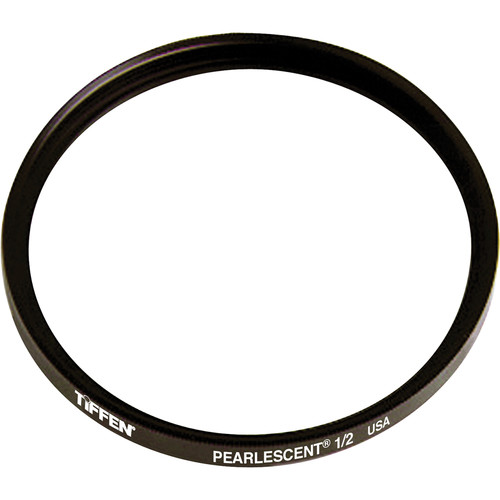 Tiffen 72mm Pearlescent 1/2 Filter