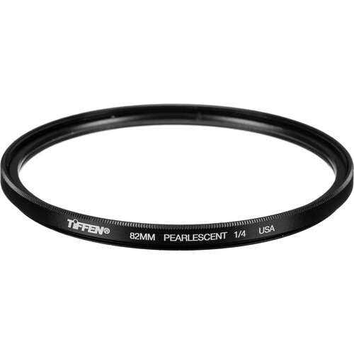 Tiffen 82mm Pearlescent 1/4 Filter