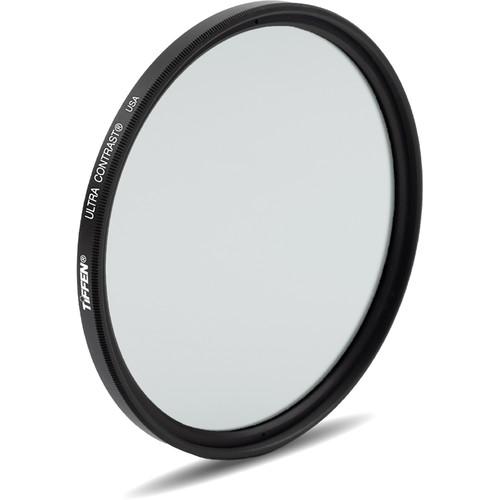 Tiffen 92mm Ultra Contrast 1/2 Density Filter (Coarse Thread)