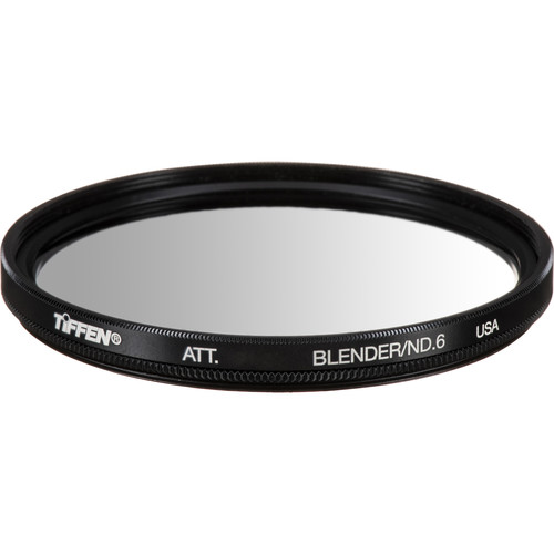 Tiffen 40.5mm Graduated Neutral Density Attenuator/Blender 0.6 Filter (2-Stop)