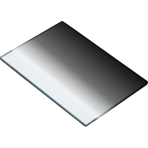 "Tiffen 4 x 5.65"" Attenuator Color Graduated Neutral Density 0.3 Filter (Horizontal,1-Stop)"