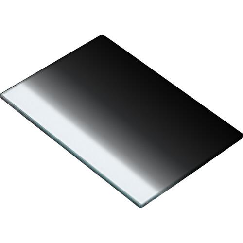 "Tiffen 4 x 5.65"" Attenuator Color Graduated Neutral Density 0.9 Filter (Horizontal,3-Stop)"