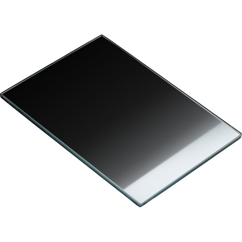 "Tiffen 4 x 5.65"" Attenuator Color Graduated Neutral Density 1.2 Filter (Vertical,4-Stop)"