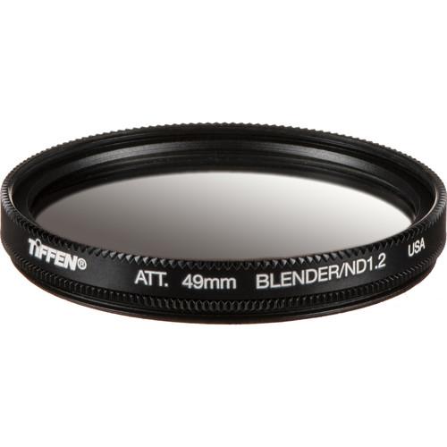 Tiffen 49mm Graduated Neutral Density Attenuator/Blender 1.2 Filter (4-Stop)