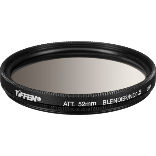 Tiffen 52mm Graduated Neutral Density Attenuator/Blender 1.2 Filter (4-Stop)