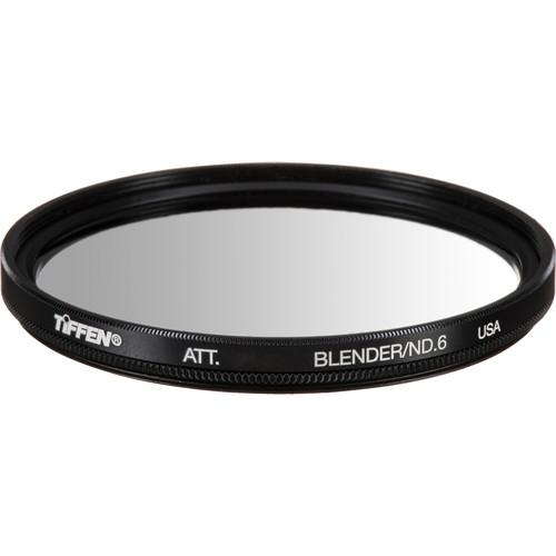 Tiffen 62mm Graduated Neutral Density Attenuator/Blender 0.6 Filter (2-Stop)