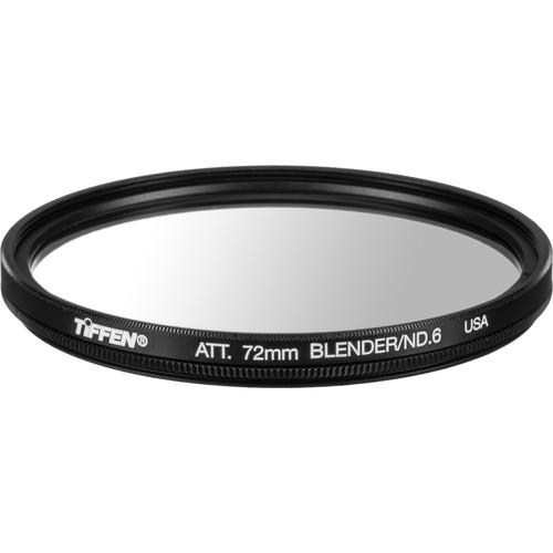 Tiffen 77mm Graduated Neutral Density Attenuator/Blender 0.6 Filter (2-Stop)