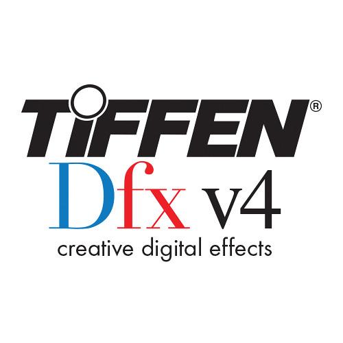 Tiffen Dfx Digital Filter Suite v4 (Video/Film Plug-In, Download)
