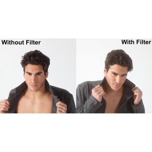 Tiffen Filter Wheel 3 Soft/FX Black Pro-Mist 1/2 Filter
