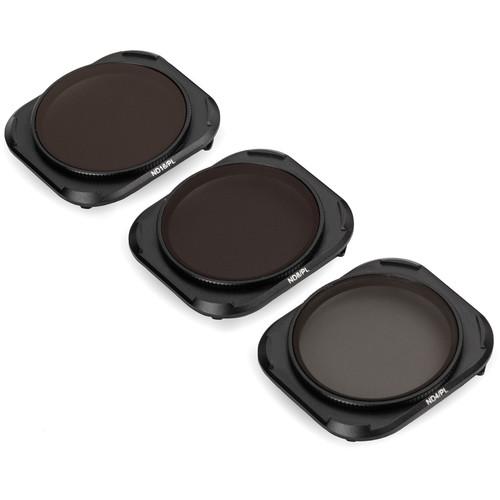 Tiffen 3 Filter ND/Polarizer Kit for DJI Mavic 2 Pro