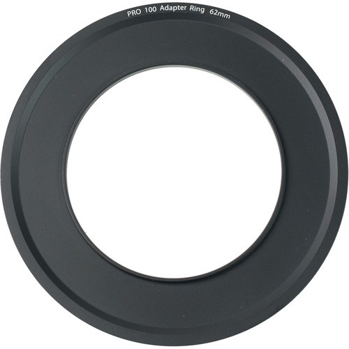 Tiffen 62mm Adapter Ring for Pro100 Series Camera Filter Holder