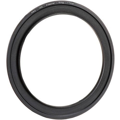 Tiffen 77mm Adapter Ring for Pro100 Series Camera Filter Holder