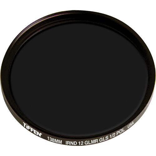 Tiffen 138mm Glimmerglass Combination 1/2 Polarizer/IRND 1.2 Filter (4-Stop)