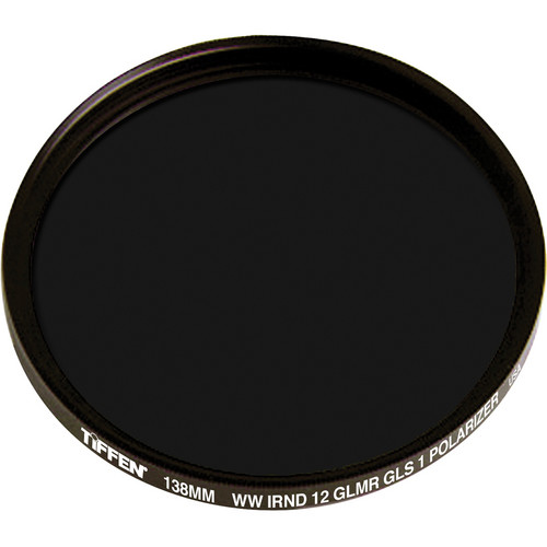 Tiffen 138mm IRND 1.2 Glimmerglass 1 Polarizer Filter