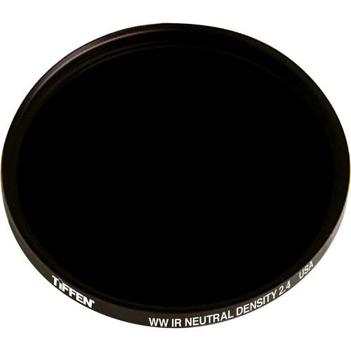 Tiffen 138mm Round Water White Glass IRND 2.4 Filter (8-Stop)