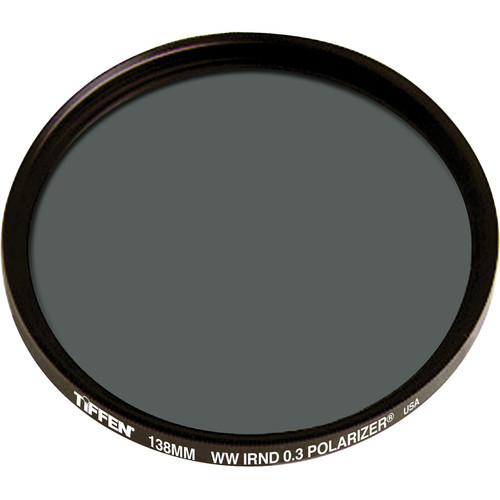 Tiffen 138mm WW IRND 0.3 Polarizer Camera Filter