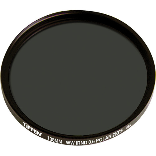 Tiffen 138mm WW IRND 0.6 Polarizer Camera Filter