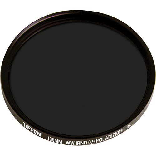Tiffen 138mm WW IRND 0.9 Polarizer Camera Filter