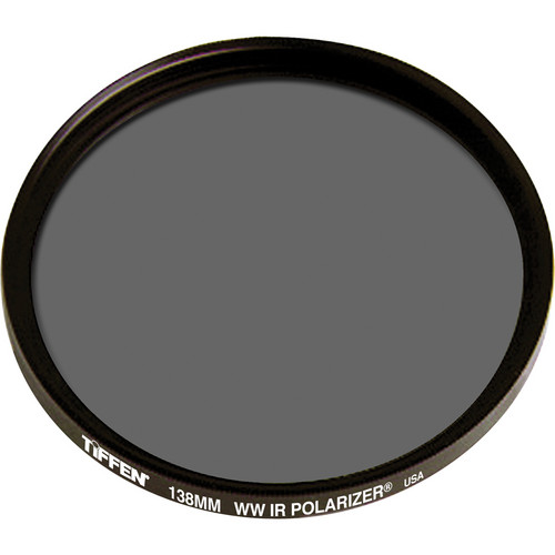 Tiffen 138mm WW IR Polarizer Filter