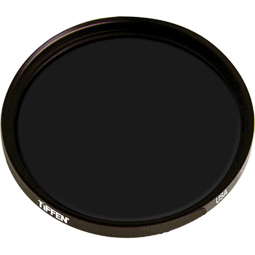 """Tiffen 4.5"""" Round Water White Glass Combination Hot Mirror/IRND 1.8 Filter (6-Stop)"""