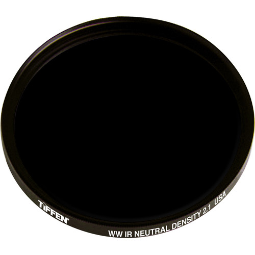 Tiffen 43mm Water White Glass IRND 2.1 Filter (7-Stop)