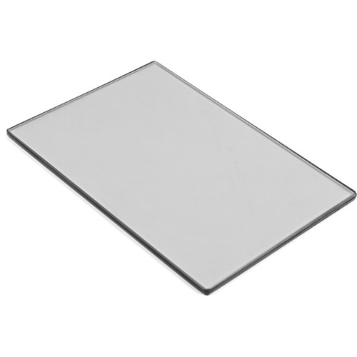 """Tiffen 4 x 5.65"""" Water White Glass NATural IRND 0.3 Filter (1-Stop)"""