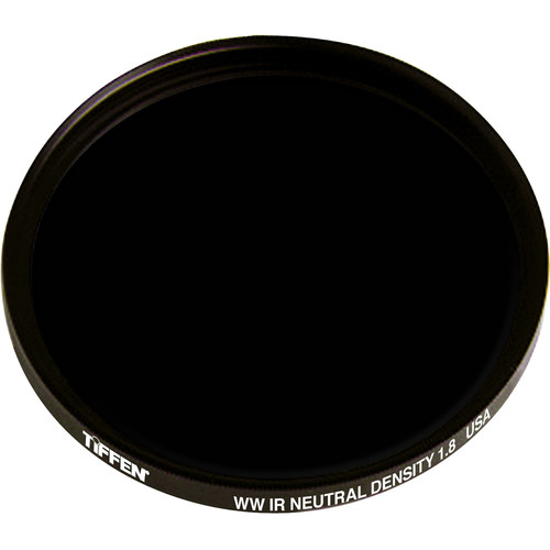 Tiffen 58mm Water White Glass IRND 1.8 Filter (6-Stop)