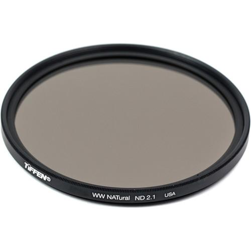 Tiffen 58mm NATural IRND 2.1 Filter (7 Stops)