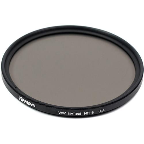 Tiffen 58mm NATural IRND 0.6 Filter (2 Stops)