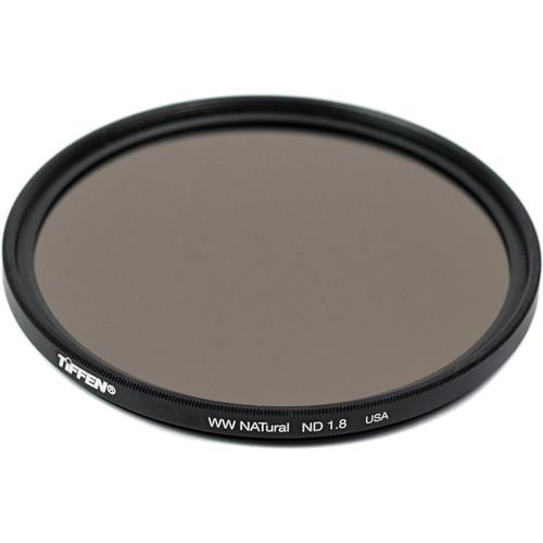 Tiffen 62mm NATural IRND 1.8 Filter (6 Stops)