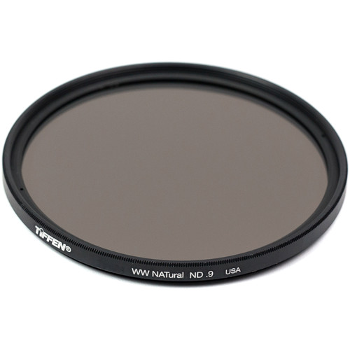 Tiffen 62mm Water White Glass NATural IRND 0.9 Filter (3-Stop)