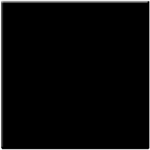 """Tiffen 6.6 x 6.6"""" IRND 1/8 Black Pro-Mist Filter with 1.2 Neutral Density"""