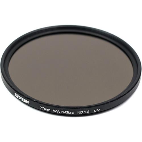 Tiffen 77mm NATural Infrared Neutral Density 1.2 Filter (4-Stop)